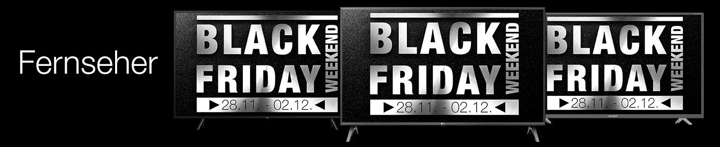 Das Black Friday Weekend