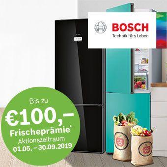 Bosch Frischeprämie