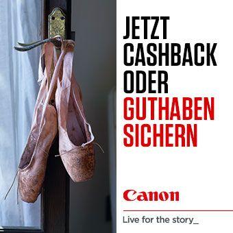 Canon Cashback Sommer 2017