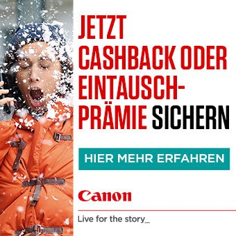 Canon Cashback Winter 2017