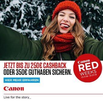 Canon Cashback 2018
