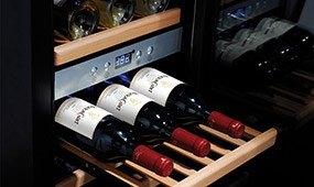 Caso Wine Master und Wine Safe
