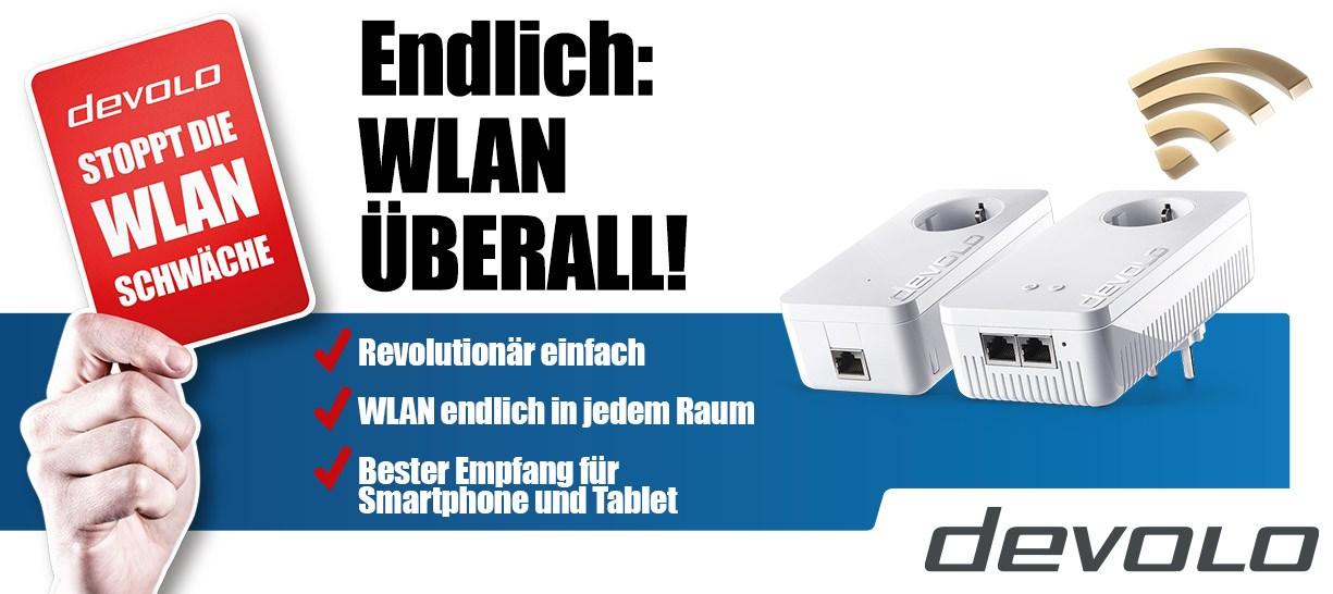devolo-content dLAN® 1200+ Wifi Starter Kit