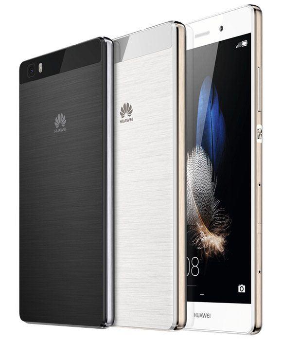 Huawei P8 - Fokussiert aufs Wesentliche