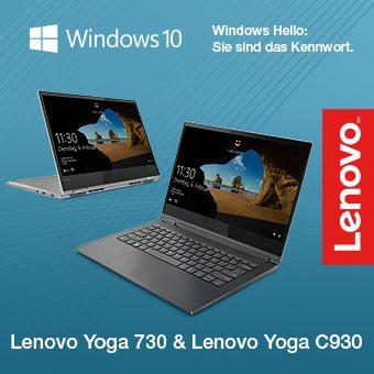 Lenovo Yoga 730 & C930