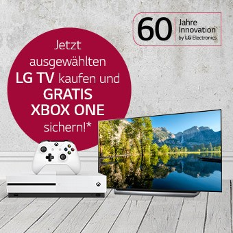 LG Xbox Promo