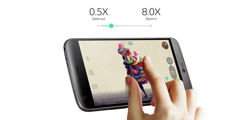 Das neue LG G5