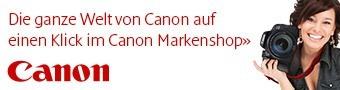 Besuchen Sie den Canon Markenshop»