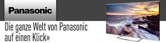 Die ganze Welt von Panasonic auf einen Klick»