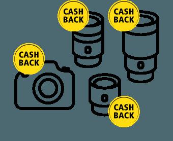 Nikon Cashback bis zu 1.000€