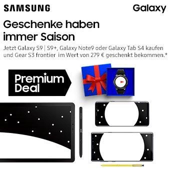 Samsung - Geschenke haben immer Saison.
