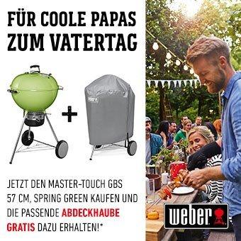 Weber Vatertag