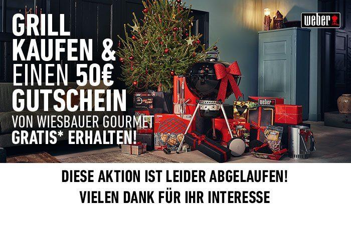 Seriennummer Weber Holzkohlegrill : Weber 50u20ac wiesbauer gourmet gutschein! electronic4you