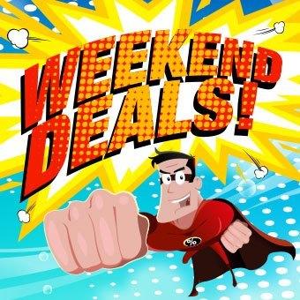 Weekend Deals - Sensationelle Technik gnadenlos reduziert