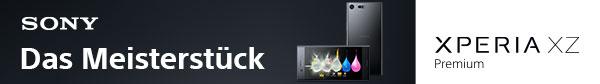 Xperia XZ Premium - Das Meisterstück