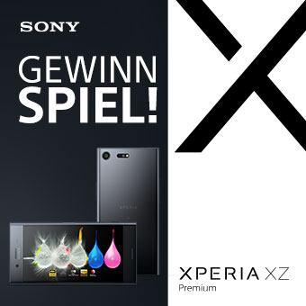 Gewinnen Sie jetzt ein neues Sony Xperia XZ Premium!