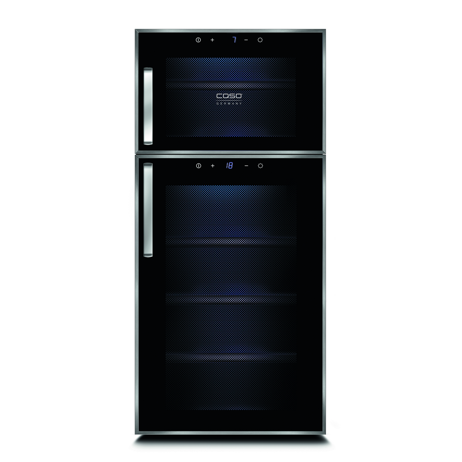 Caso Wine Duett Touch 21 Electronic4you