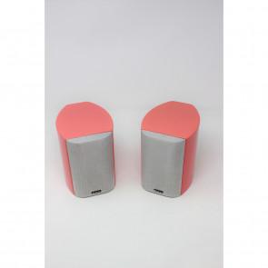 AUDIO PRO ALLROOM SAT Pink per Paar