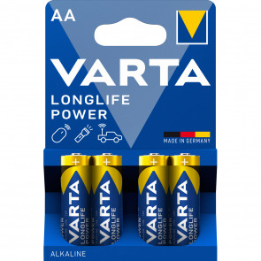 VARTA High Energy 4xAA