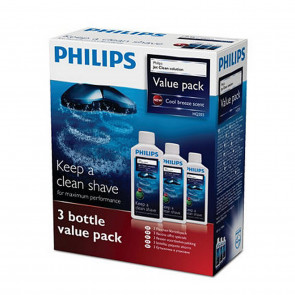 PHILIPS HQ203/50 Jet Clean 3er Pack