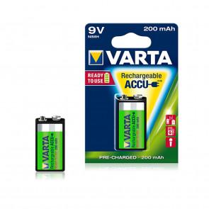 VARTA Akku 1x 9V Batterie