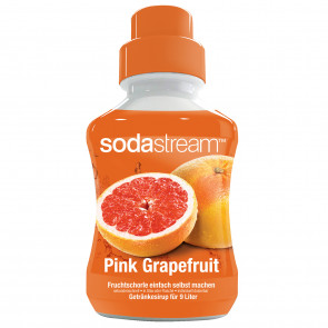 SodaStream Pink Grapefruit 375 ml