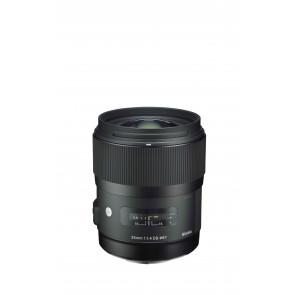 Sigma 35mm f/1.4 DG HSM Nikon
