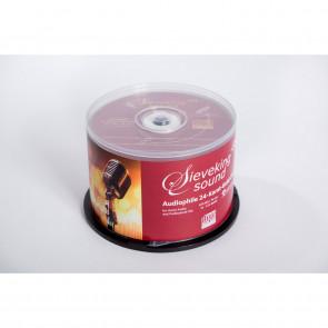 Sieveking Ultradisc CD-R 50-er 24k gold