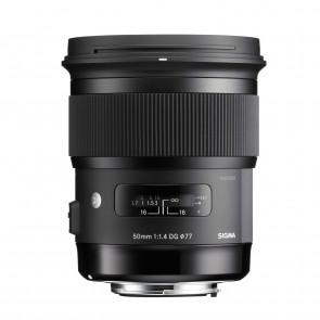 Sigma AF 50 1.4 DG HSM Nikon