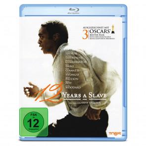 12 Years a Slave - Blu-ray