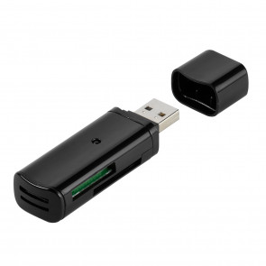 VIVANCO Universal USB 2.0 Cardreader
