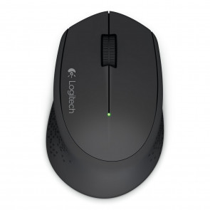 Logitech Wireless Mouse M280 schwarz