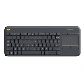 Logitech Wireless Touch Keyboard K400+