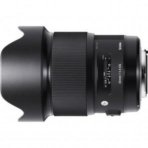 Sigma AF 20mm 1.4 DG HSM für Nikon