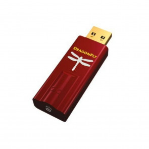 Audioquest DragonFly Red Hi-End-DAC