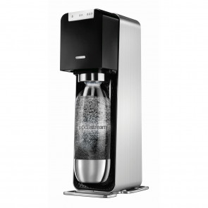 SodaStream Power schwarz Metall