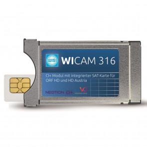 Wisi WICAM 316 CI+ Modul