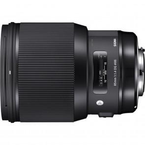 Sigma 85mm 1.4 DG HSM Canon