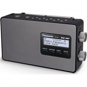 Panasonic RF-D10EG-K schwarz