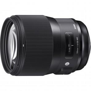 Sigma AF 135mm 1.8 DG HSM Canon