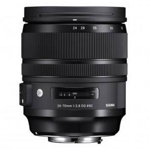 Sigma Art 24-70mm 2.8 DG OS HSM Nikon