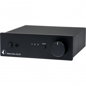 PROJECT STEREO BOX S2 BT black INT