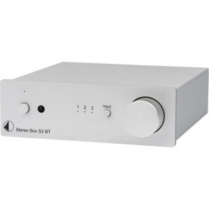 PROJECT STEREO BOX S2 BT SILBER INT