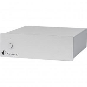 PROJECT PHONO-BOX S2 SlLVER UNI