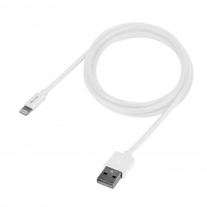 M-LINE Apple Datenkabel Lightning-USB 2m
