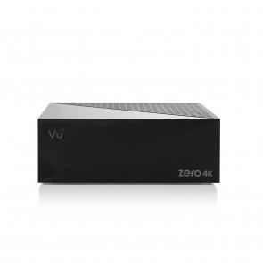 VU+ Zero 4K 1x DVB-S2X Linux OS schwarz