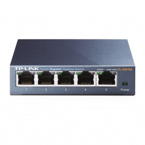 TP-Link TL-SG105 Desktop Gigabit Switch