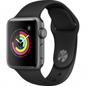 Apple Watch Series 3 GPS 38mm grau