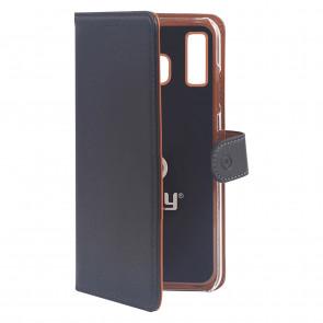 Celly Book Case Galaxy A40
