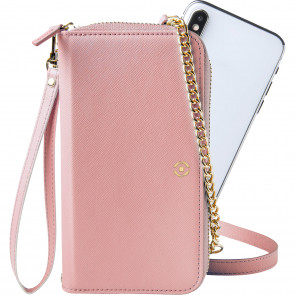 "Celly VERNE CLUTCH bis 6,5"" Rosa"